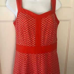 Unique and sweet Tory Burch sundress